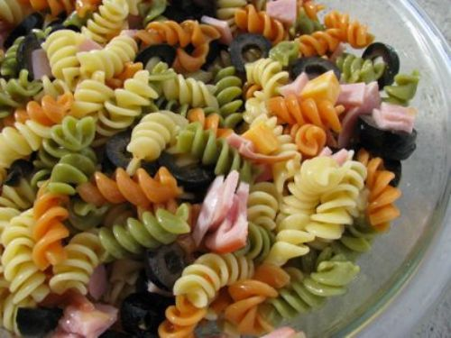 Pasta salad - vinegrette