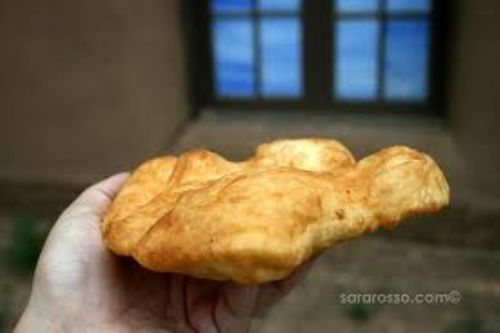 INDIAN FRY BREAD