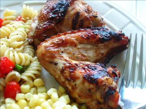 Fusion Grilled Chicken