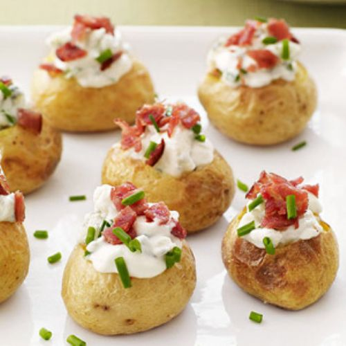 Ingredients: 2 pounds small yukon gold potatoes (2 inches in diameter ...