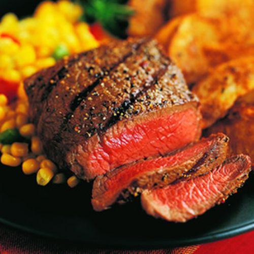 Southern Whiskey BBQ Marinated Top Sirloin