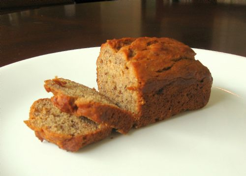 Banana Bread in Bread Machine