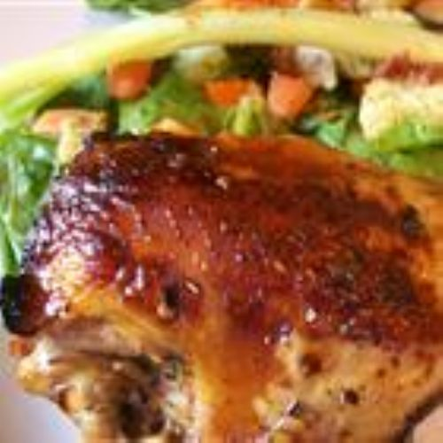 Balsamic Marinated Chicken or Pork Tenderloins