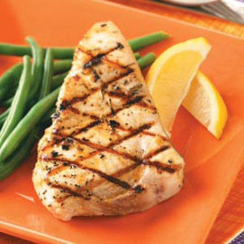 Rosemary Swordfish
