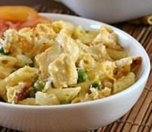 Chicken Bacon Rice Casserole
