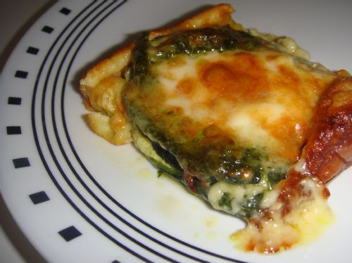 Baked Chile Rellenos