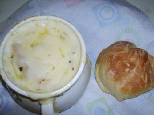 La Baguette French Onion Soup