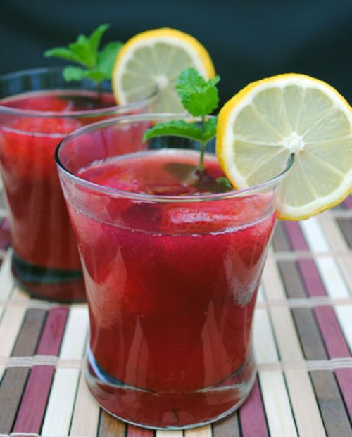 Berry Vodka Lemonade