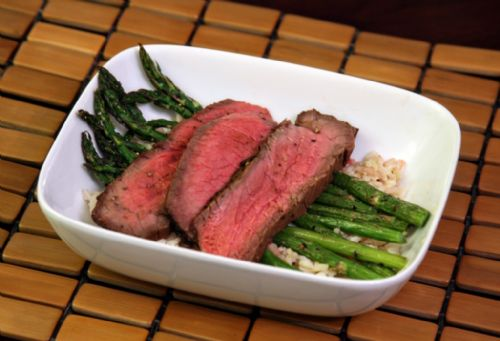 Soy Marinated London Broil