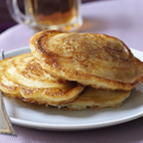 Medifast - Apple Cinnamon Pancakes