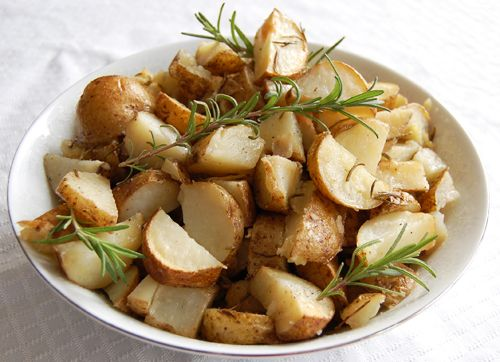 Roasted Rosemary Potatoes
