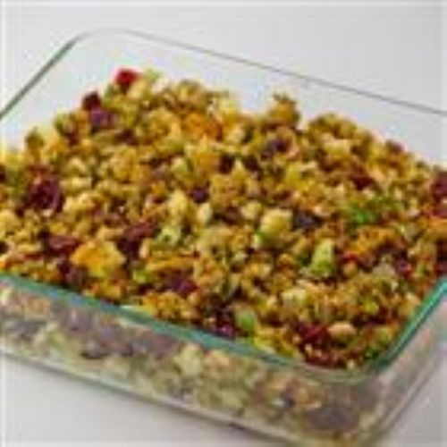 Sausage,Apple & Cranberry Stuffing