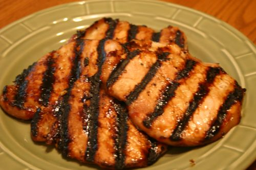 Citrus Marinade for Pork