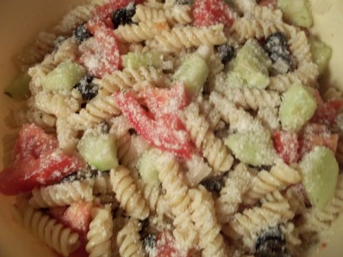 (OZ) ZESTY PASTA SALAD