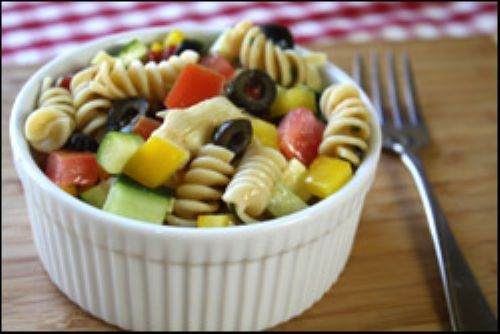 Picnic-Perfect Pasta Salad