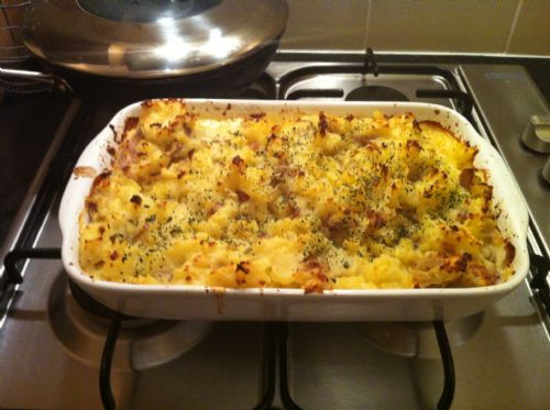 Ultimate Low Fat Fish Pie