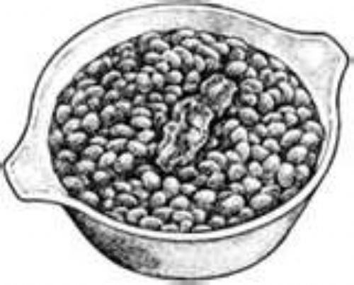 Baked Butter (Lima) Beans