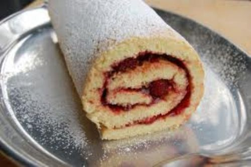 Jelly Roll Cake