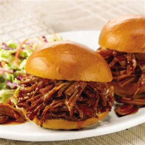 Slow Cooker Barbecue Pork