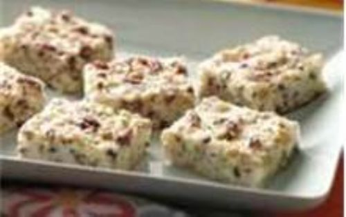 Ella's Apple Nut Bars