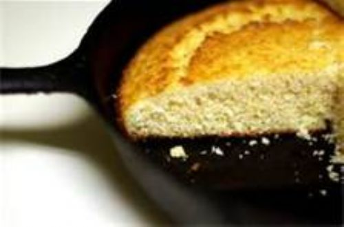 West Virginia Healthy Cornbread