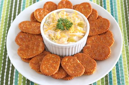 Nacho Chicken - Chicken Cheese Spread