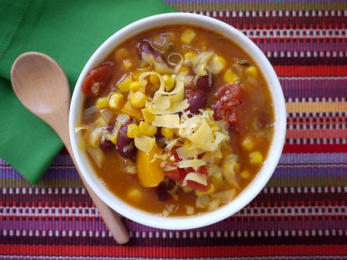 Mexican Crockpot Soup