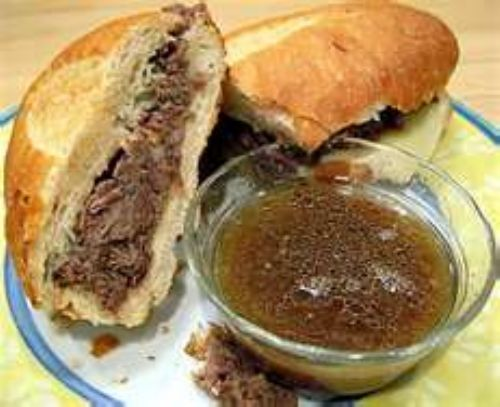 French Dip Roast
