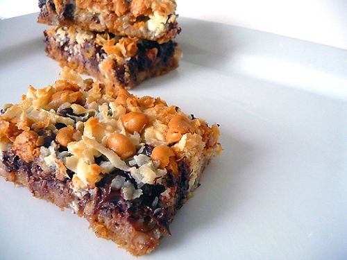 7 Layer Cookie Bar