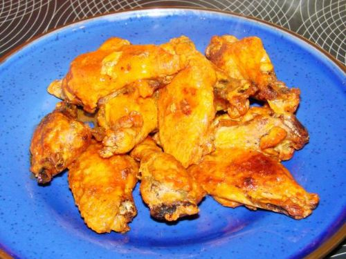 Justin's Favorite Buffalo Wings (medium)