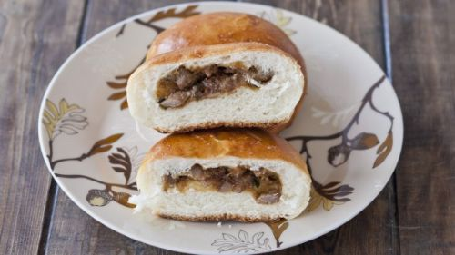 Chinese Style Meat Buns
