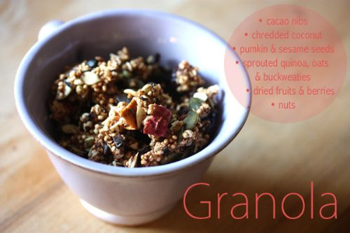 Must Have Granola