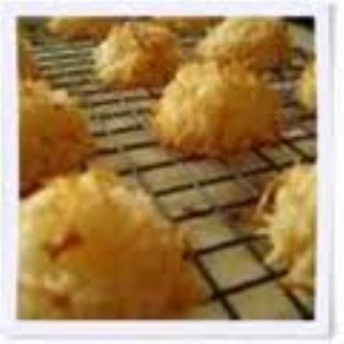 Nancy Reagan's Coconut Macaroons