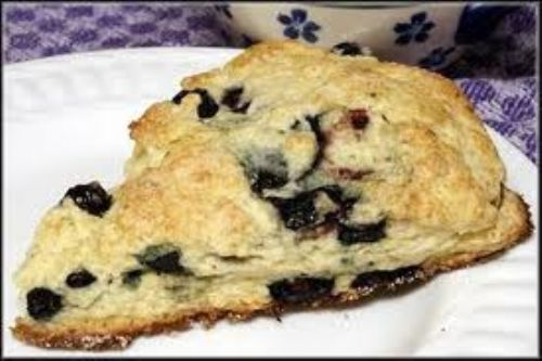 Starbucks Blueberry Scones Recipe