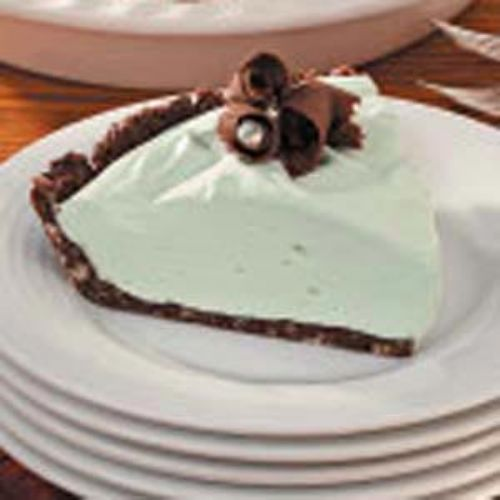 Grasshopper Pie Recipes from DesktopCookbook.