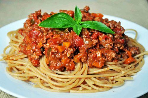 Spaghetti Alla Bolognese (Vincent Price) Recipe