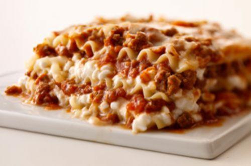 Homemade Lasagna (Italian) Recipe
