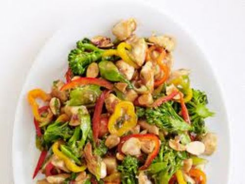 Chicken - Chicken and Broccolini Stir-Fry