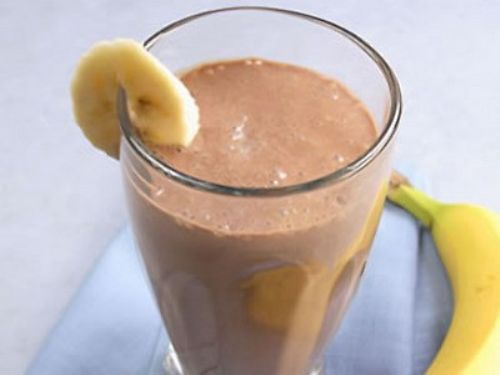 Peanut Butter Energy Booster Smoothie