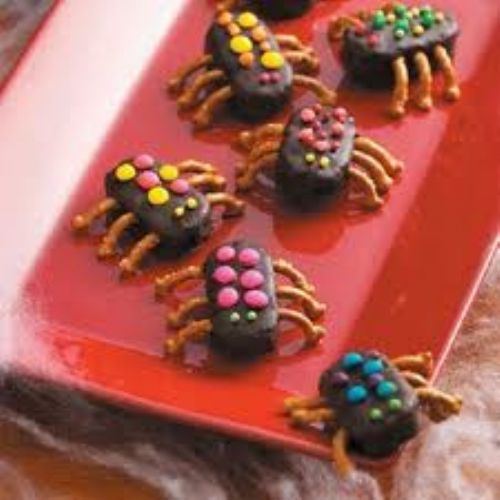 Halloween - Mounds of Bugs