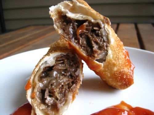 Egg Rolls - Cheesesteak