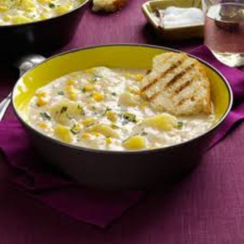 Soup - Quick Potato and Corn Chowder