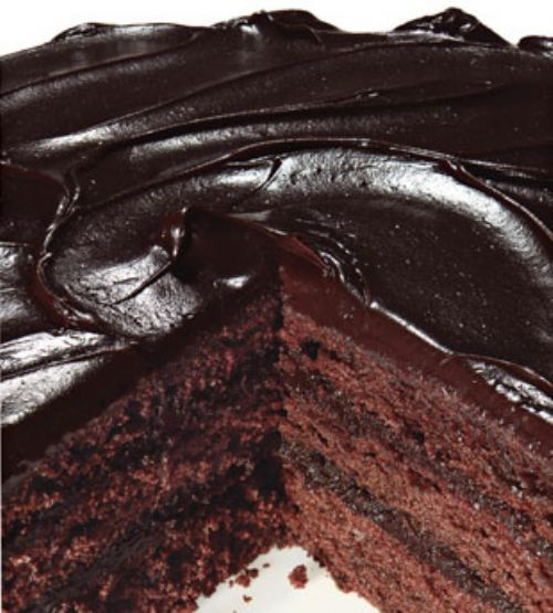 Cocoa Layer Cake