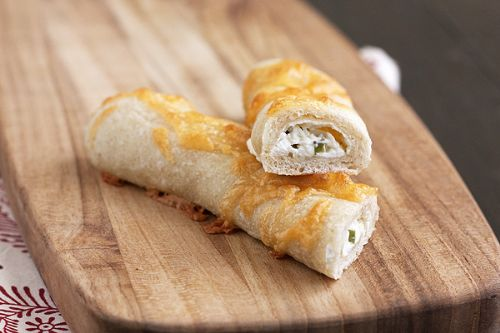 Jalapeno Popper Stuffed Breadsticks