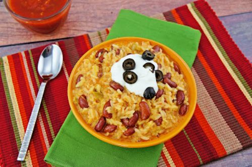 Mexican-Style Red Beans & Rice