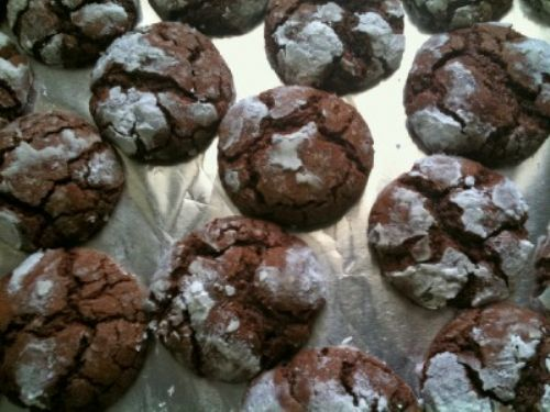 Laurie's Chocolate Italian Cookies