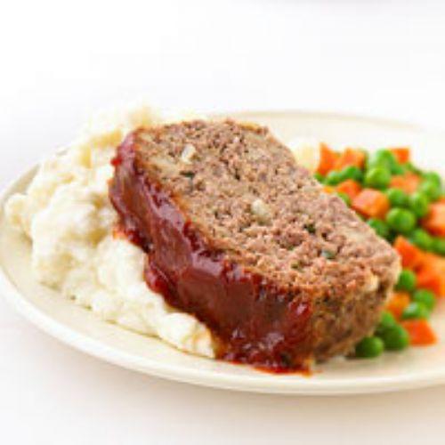 Meatloaf - BHG Meat Loaf Recipe