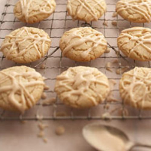 Cookies - Almond-Cinnamon