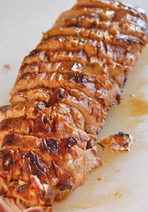 Marinade for Pork Tenderloin