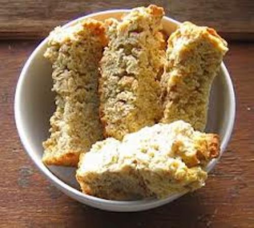 South African Rusks for dipping into Tea or Coffee